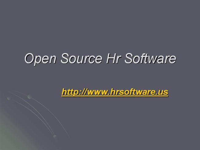 human resource management system for resume processing I hold a two-year college diploma in human resource management,  and experience using a human resource information system  i am a wizard with word processing.