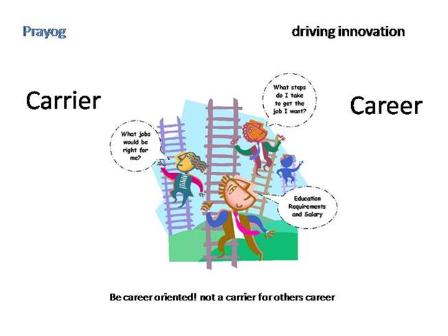 e career guidance presentation Intake counselling: open to high-school students and anyone thinking of  choosing the university this free service provides individual interviews/career  guidance.