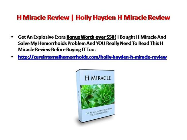 miracle review