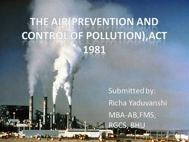 short essay on air pollution Air pollution : (brief essay) when the air gets contaminated with particulates and biological molecules, it is called air pollution air pollution can affect human lives and the whole ecosystem badly.