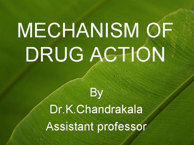the mechanisms of actions of prescription drugs Whether a drug is prescribed by the doctor, bought over the counter or obtained  illegally, we mostly take their mechanism of action for granted.