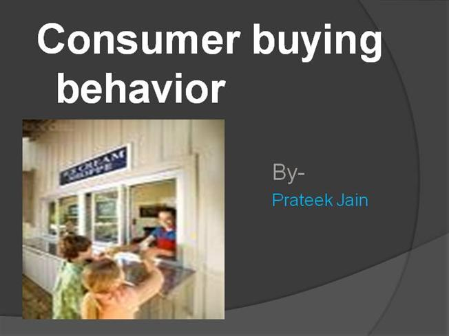 consumer buying behaviour chocolate It is worth noting that consumer buying behaviour is studied as a part of the marketing and its main objective it to learn the way how the individuals.
