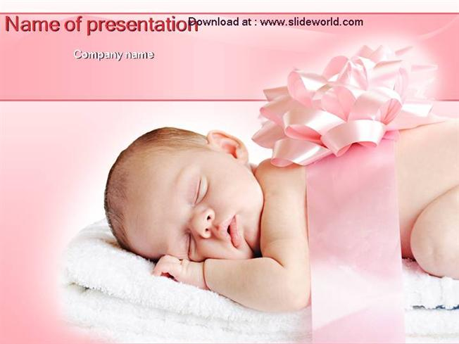 Baby PowerPoint Themes, Presentation Themes Ideas & PPT Templates Themes