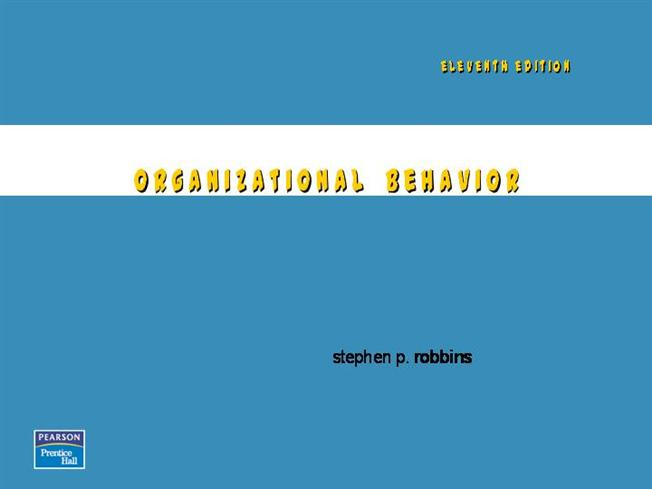 key elements in organizational behaviour Organizational behavior is a misnomer it is not the study of how organizations behave, but rather the study of individual behavior in an organizational setting.