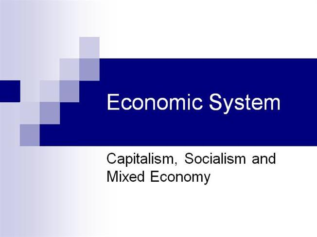economic systems components and types Types of economic systems - economic systems may broadly be classified into three categories: capitalism, socialism and mixed economy types of economic systems it has been already pointed out that the way in which the three basic economic questions are answered depends on the.