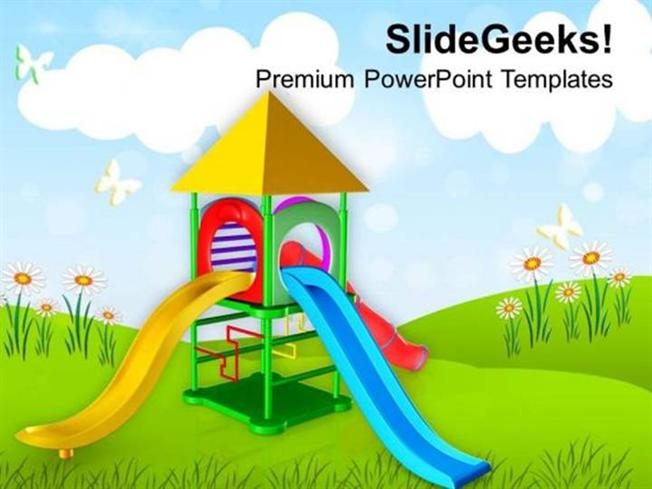 Kid Friendly Powerpoint Templates