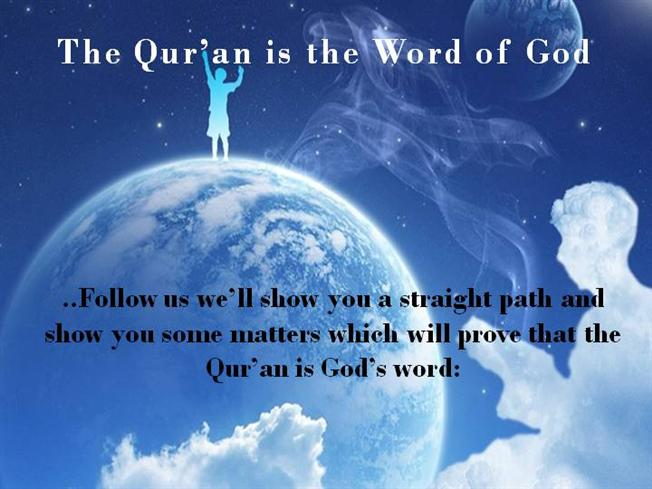 the qur'an is the word of Quran word frequency (click for version 30) the purpose of this document is to help muslims understand the language of the qur'an & build their qur'anic vocabulary so that they can better understand the words of allah this document lists all the words that appear in the holy qur'an.