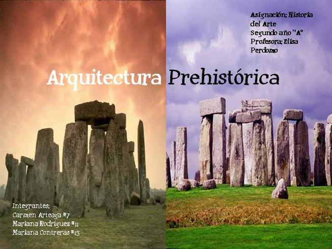 Arquitectura prehistorica authorstream for Arquitectura prehistorica