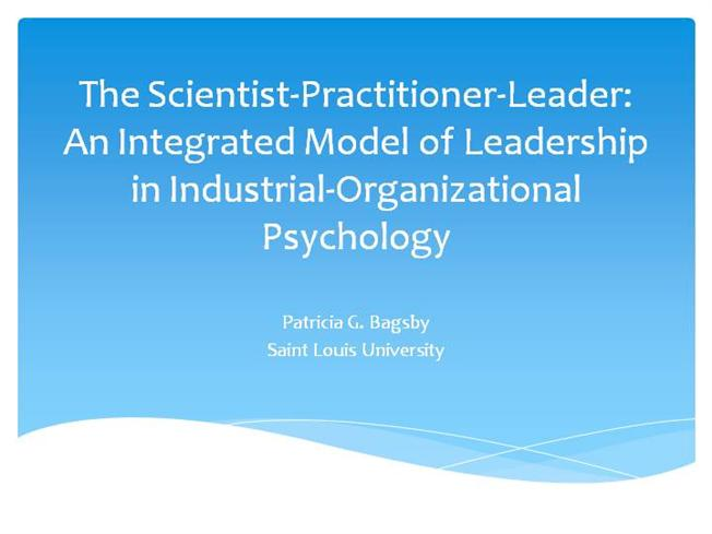 what is the scientist practitioner model Clinicalsciencemodel 3 the scientist–practitioner model (bootzin, 2007) this model proclaimed that all clin-ical psychologists must be trained both as.