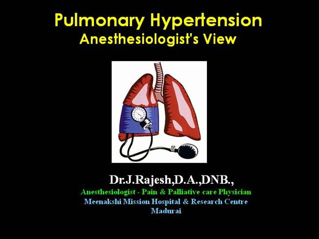 Pulmonary Hypertension Viagra