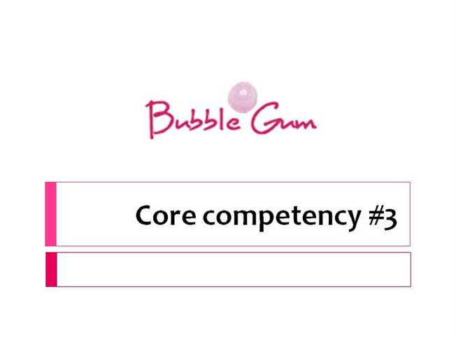 What Is Your Business Core Competency?