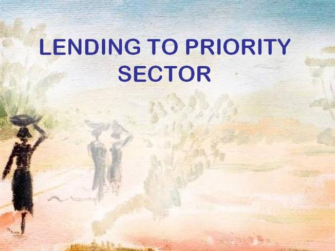 priority sector Psl comes under selective credit control of qualitative tools of monetary policy, rbi) psl was recommended by dr k s krishna murthy committe in 1972 priority sector lending is a set of rules/directives given by rbi to banks in india, which state.