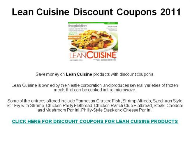 Ideal lean coupon code