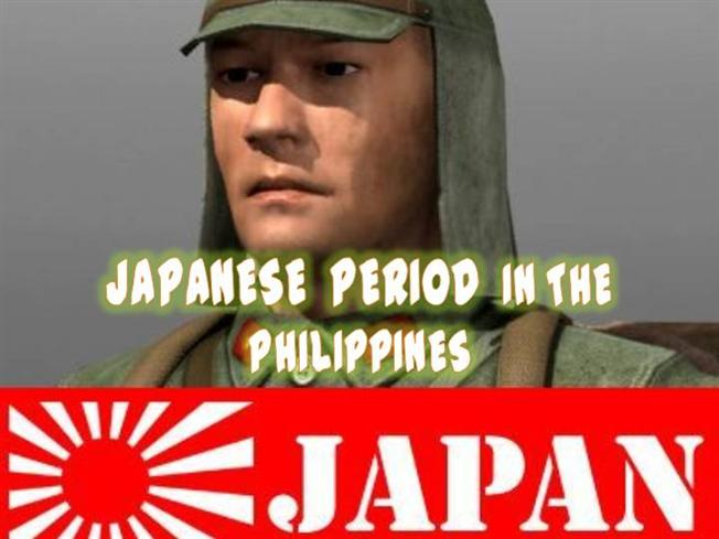 philippine history during the japanese occupation essay Japanese conquest of the philippines in world war 2.