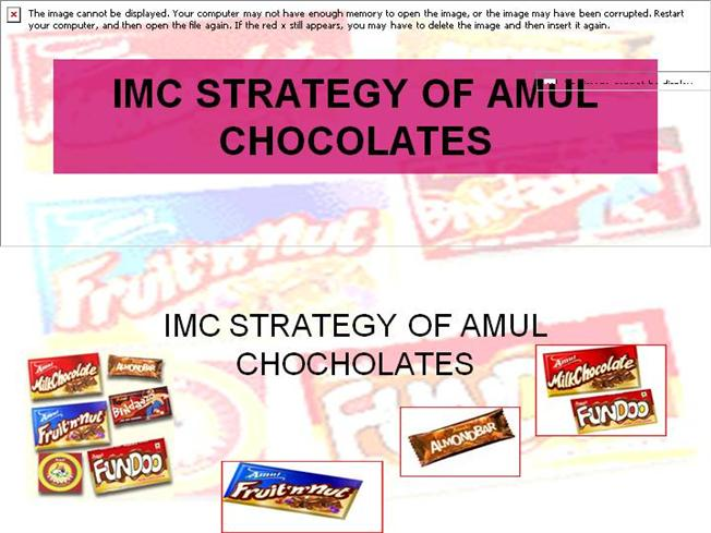amul sales and distribution strategy Amul ranks third on the product profile, with a sales-weighted score of 44 out of  10  healthy product formulation strategies, adoption of responsible marketing.
