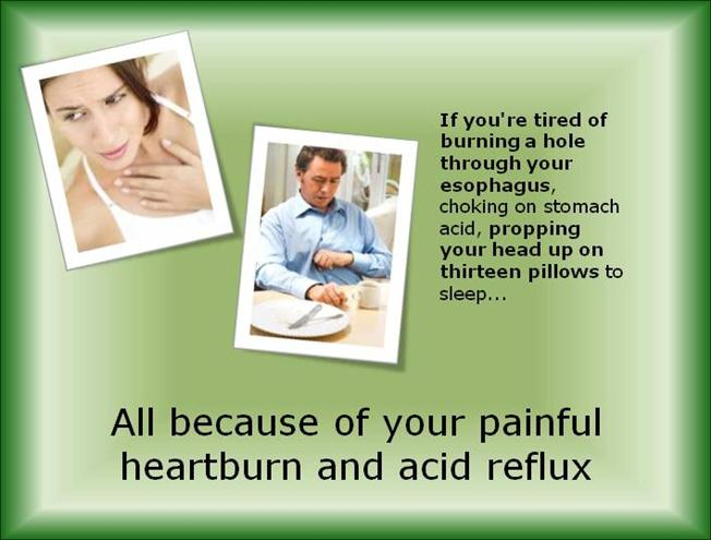 acid reflux home remedies