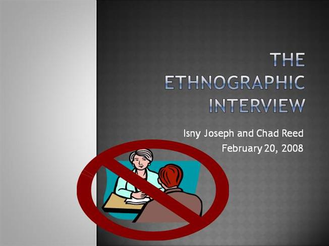 ethnographic dissertations