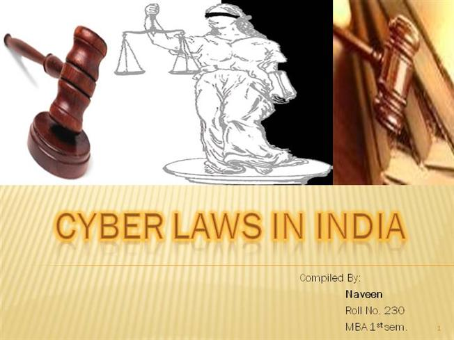 cyber law india Cls lies amongst the prominent cyber law firms in india our experienced cyber law consultants in cyber law & consulting services drafting all types of techno-legal agreements for various.