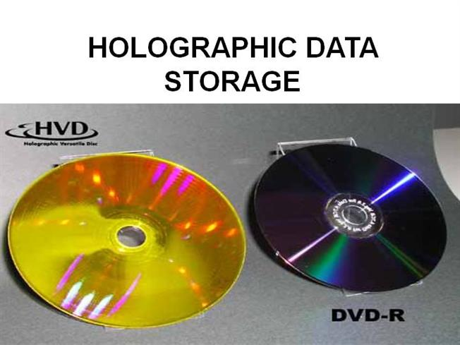 holographic data storage A holographic data storage system can be constructed to exploit this principle by  using a spatial light modulator to properly shape the object beam, an optical.