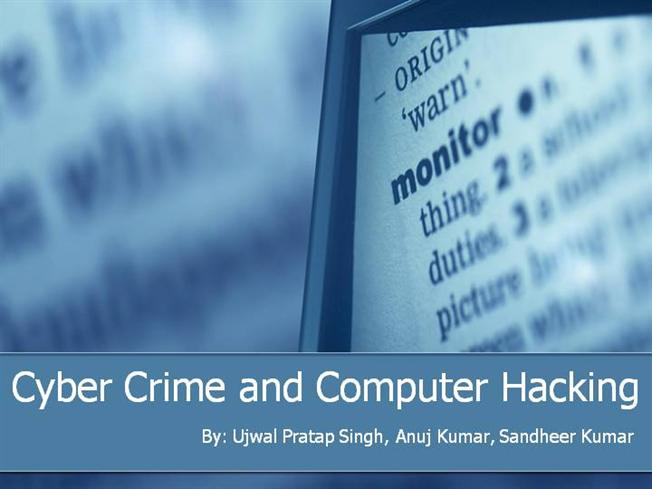 an overview of the computer crime Overview in the early 1980s personal computers became more accessible to consumers, leading to their increased use in criminal activity (for example, to help commit fraud) at the same time, several new computer crimes were recognized (such as cracking).