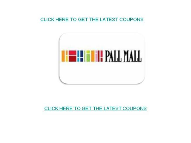 Basic cigarette coupons by mail