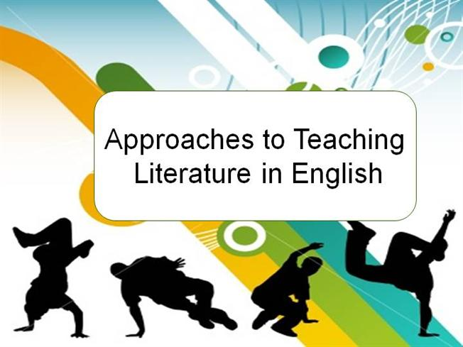 approach to teaching literature in the Useful instructional strategies for literature-based instruction the concept of support in scaffolded instruction is much broader than the modeling and teaching of strategies and skills this is only one part of the scaffolding process.
