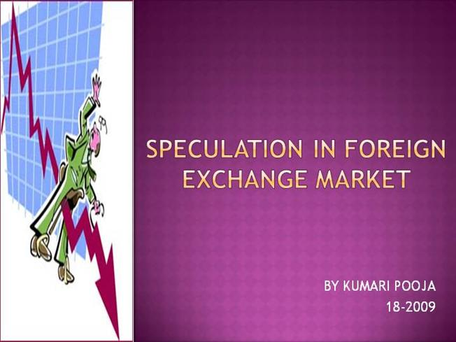 Foreign exchange market pdf