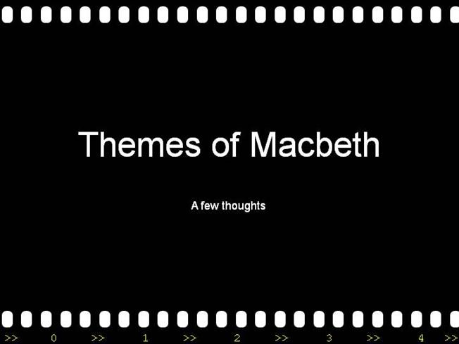 the theme of birds in macbeth essay Macbeth is a play written by william shakespeare whose setting revolves around the tragedy of one macbeth throughout the essay, shakespeare comes up with a series of short scenes that tend to cut back and forth elaborate two themes dominating act five scene three the first theme is loyalty.