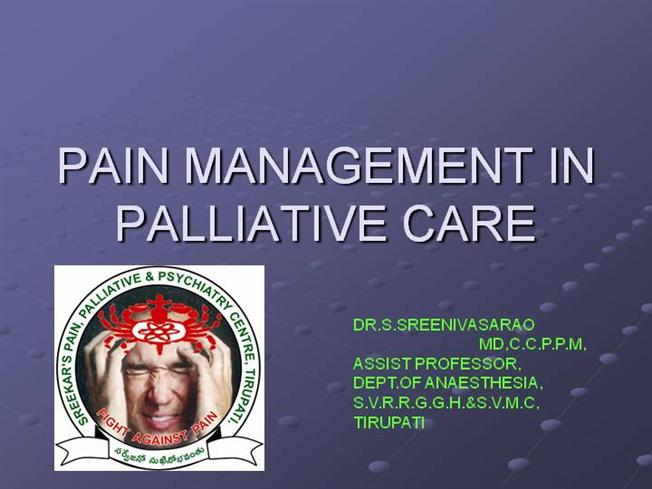 "pain management and palliative care essay An essay on palliative and end-of-life care with an indigenous-peoples perspective the uni tutor is a writing service you can trust  palliative and end-of-life care with an indigenous-peoples perspective introduction  will ask for termination of the care program and adoption of culturally ""safe"" pain management practices."