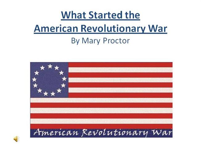 account of the causes of the revolutionary war They defeated the british in the american revolutionary war in alliance with france and others.