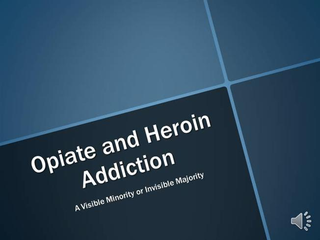 Dating a opiate addict