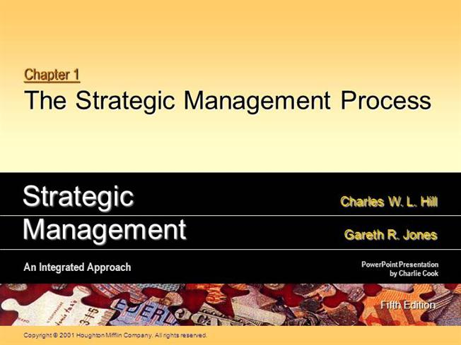 strategic management an integrated approach 11th edition pdf download