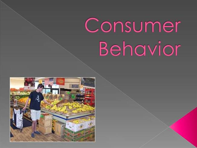 reasons for studying consumer behaviour The benefits of studying consumer behavior have significant bearing on  marketing and public relations decisions studies focusing on consumer  behaviors yield.