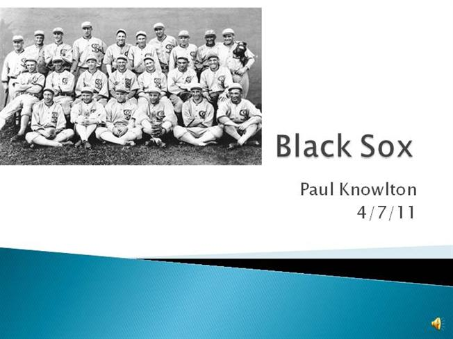 a description of the black sox scandal of 1919 The black sox scandal a shady and mysterious event, the throwing of the 1919 baseball world series, involving the notorious chicago white sox, greatly impacted the lives of those involved with the scandal many factors caused the throw, including the greed of a crafty gambler, the poor wages of.