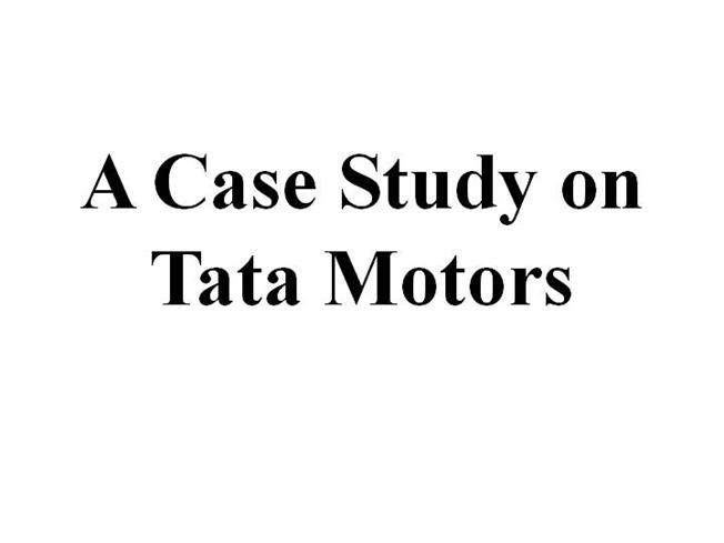 Discussion topic: Tata Nano: Why Singur was the hot spot? between