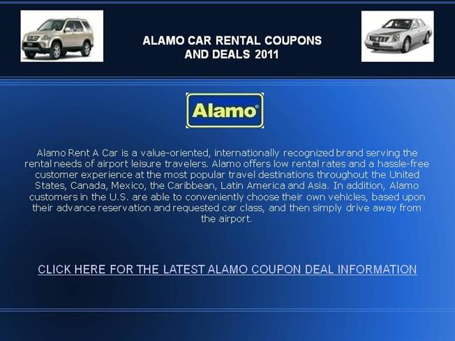 Alamo car rental reservation lookup 17