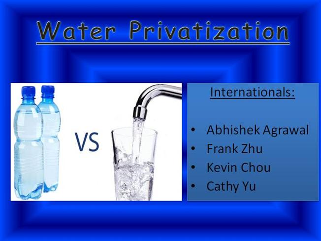 tap water pros and cons Let us take a look at the pros and cons of bottled water to help you  for tap  water, it can easily become contaminated, leading to severe.