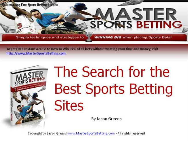 Best Online Sports Betting Sites Rated by Professionals