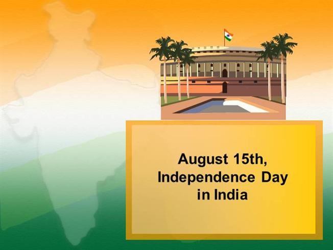 ppt independence day 15th august National day, celebrating independence from the united kingdom on 1984, which actually occurred on 1 january  9 august: national day, independence.