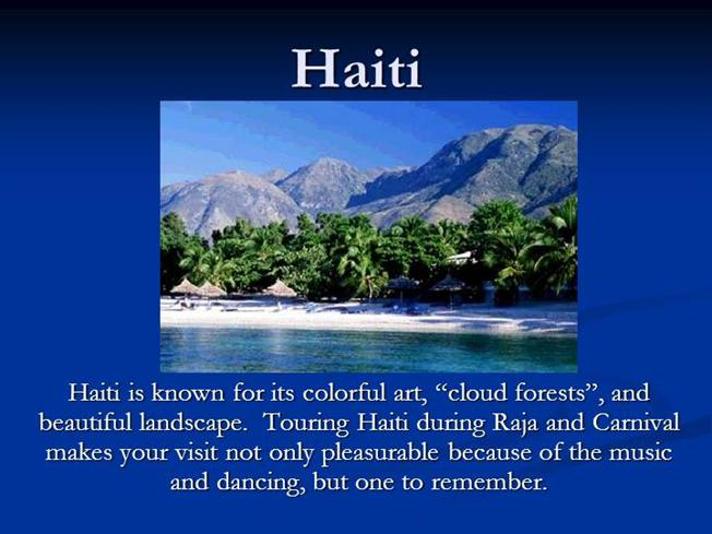 a haiti vacation experience Short-term haiti mission trips  but it is really something you need to see and experience for yourself in order to catch a lifelong  vacation bible schools.