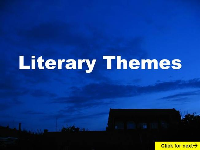 Themes of literature