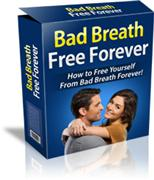 Bad Breath Free Fore...