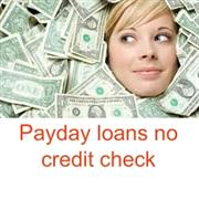 Payday loans no cred...
