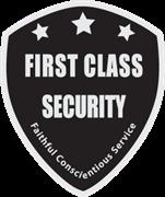First Class Security