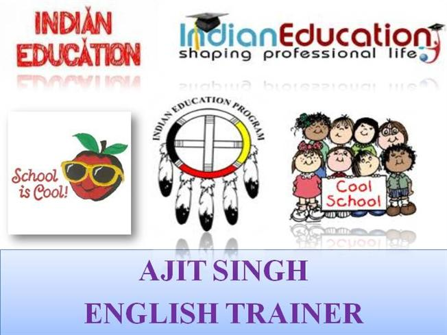 Essays on indian education system