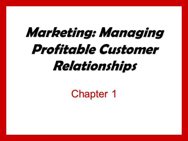 Marketing Concepts: Top 6 Core Concepts of Marketing