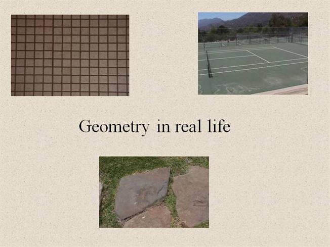 geometry segment in real life - photo #4