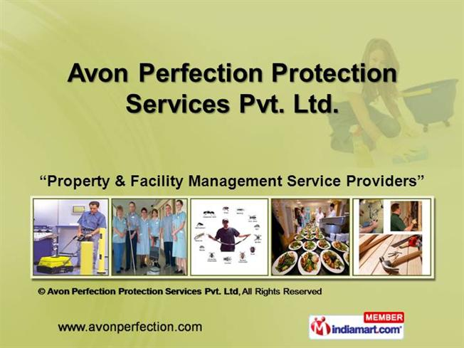 Pest Control Services By Avon Perfection Protection