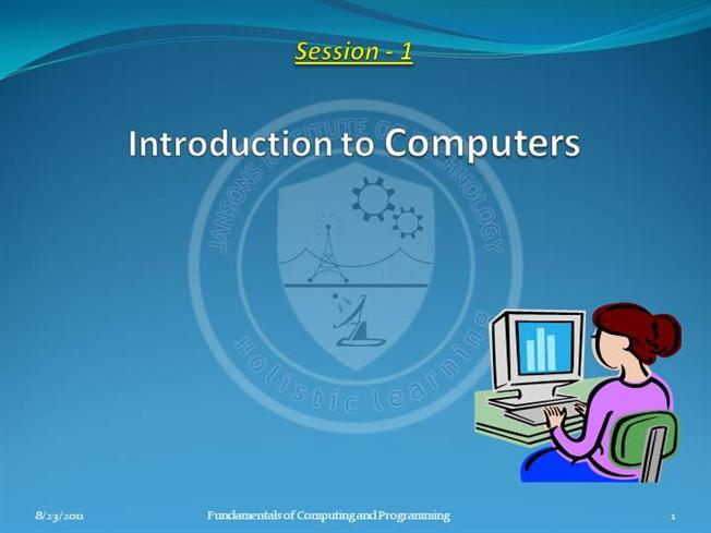 introduction of computer internet
