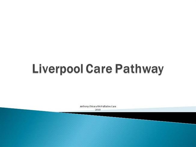 Liverpool care dying pathway pdf viewer